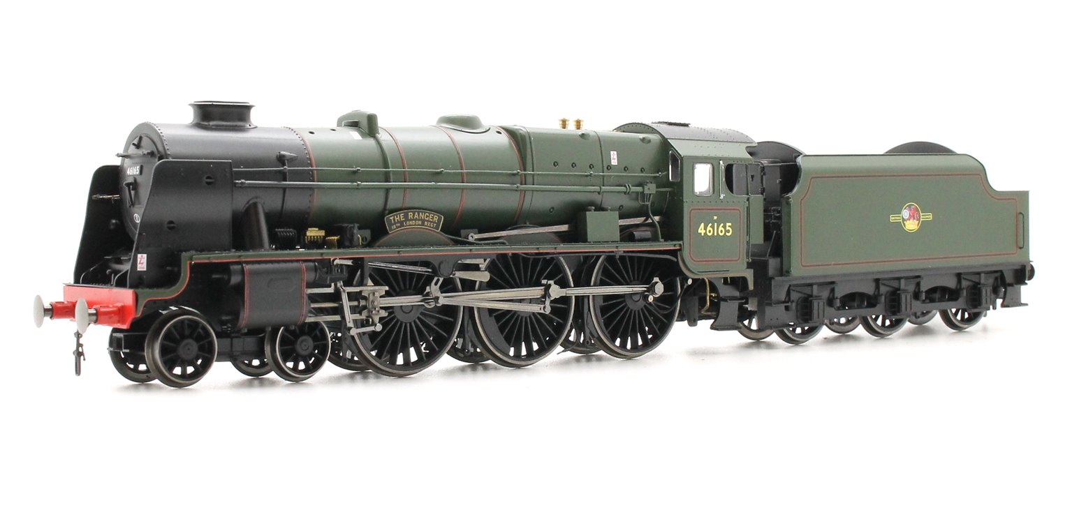 Hornby BR 4-6-0 'The Ranger' '46165' Royal Scot Class, Late BR