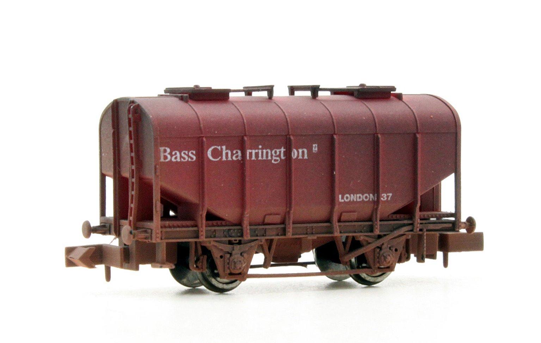 Dapol 2F-036-032 Bulk Grain Hopper Bass Charrington 37 Weathered