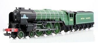 BR Green 4-6-2 'Tornado' A1 Class Locomotive 60163