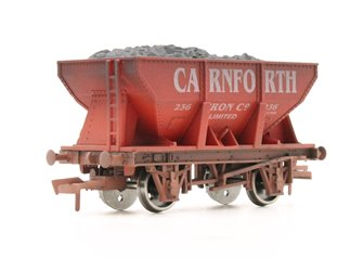 24T Steel Ore Hopper Carnforth Iron Co 236 Weathered