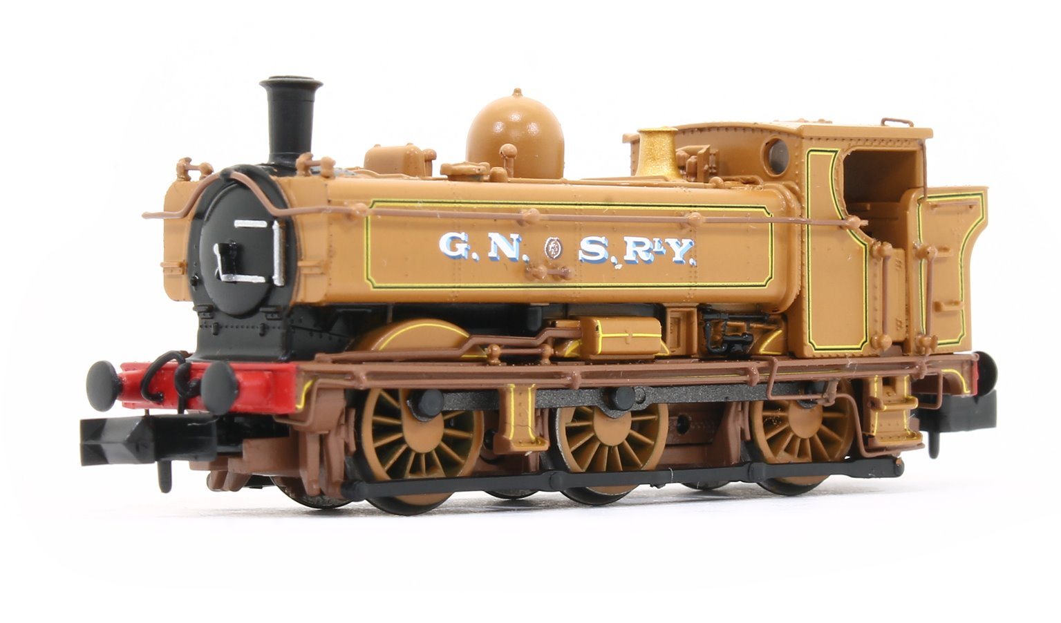 Pannier Ex 5775 GNSR Lined Early Cab DCC Fitted