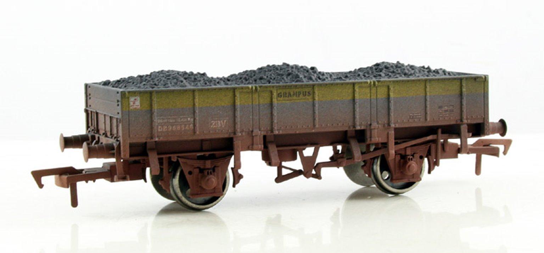 Dutch Grampus Wagon #D988546 - Weathered