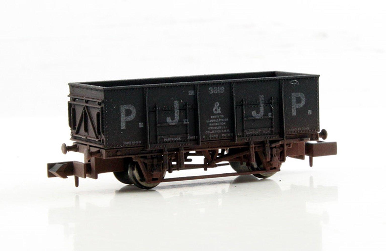 Dapol 2F-038-020 20T Steel Mineral Wagon PJ & JP - Weathered