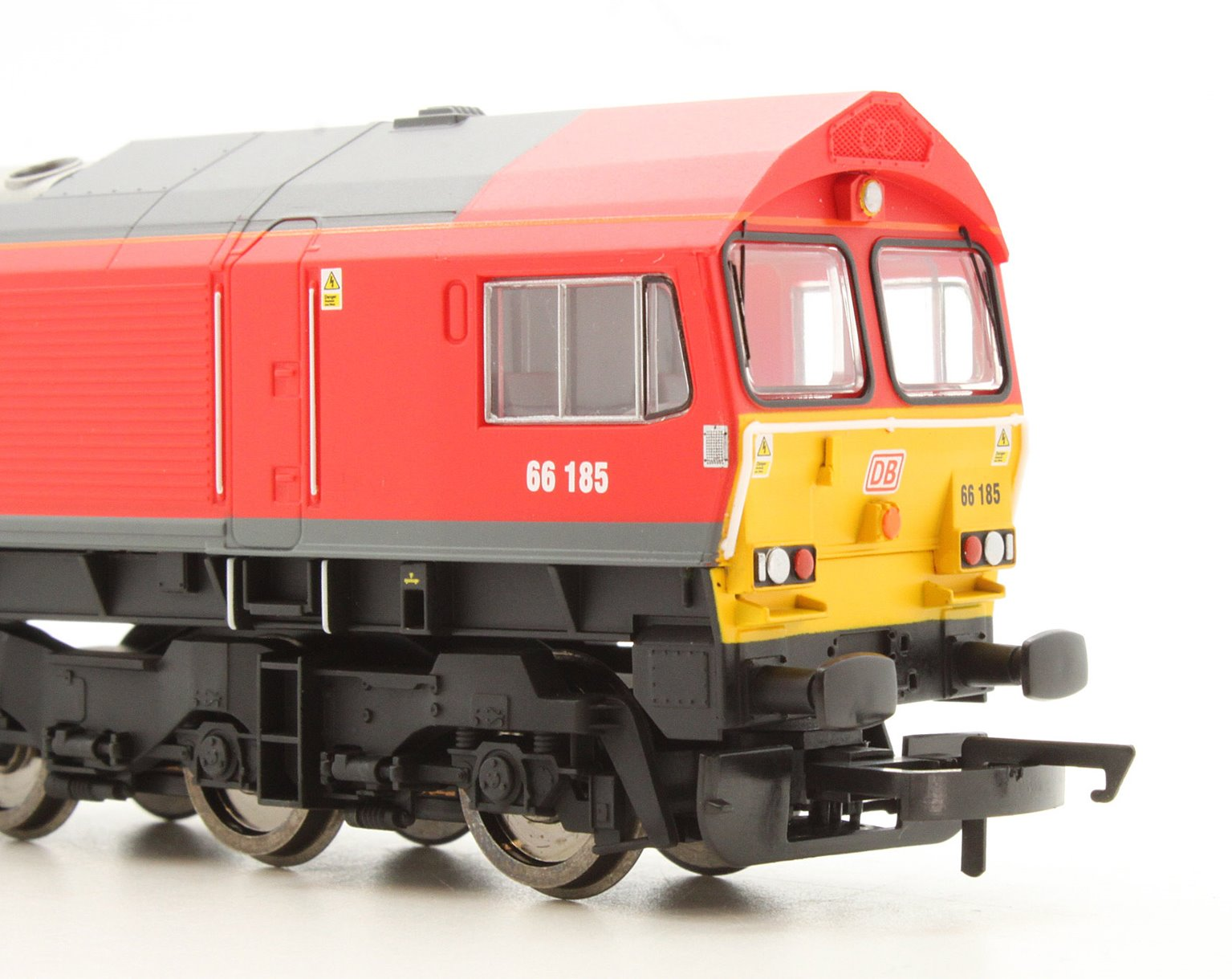 Co-Co Diesel 'DP World London Gateway' '66185' Class 66 Locomotive
