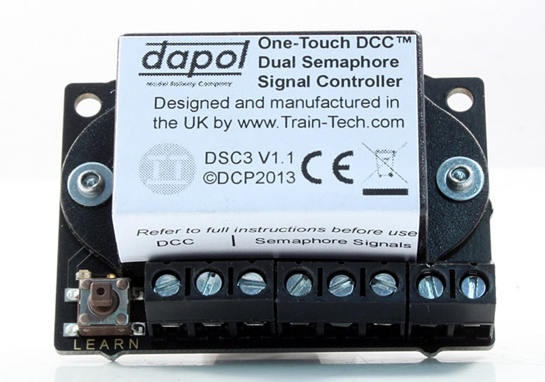 Dual Signal DCC Controller