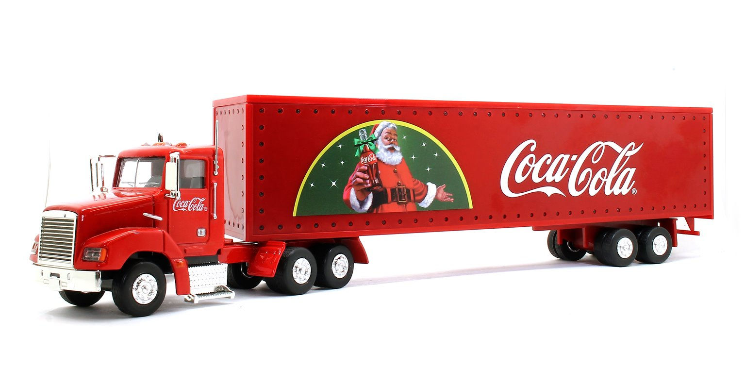 Coca Cola Christmas Truck with LED Lights