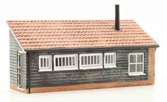Hornby Skaledale R9811 - Shiplap Lean-to