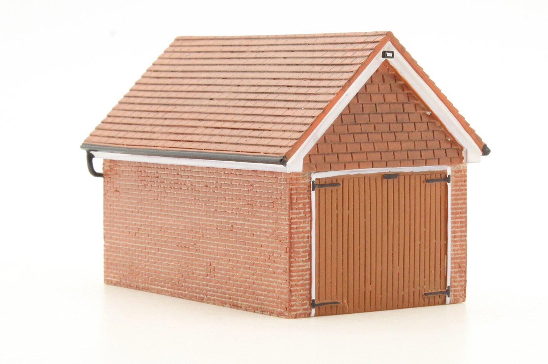Detached Brick Garage
