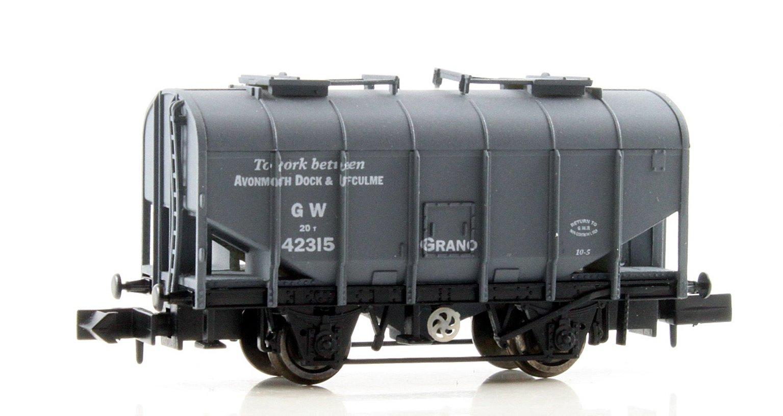 Dapol 2F-036-019 Bulk Grain Hopper - GWR Avonmouth
