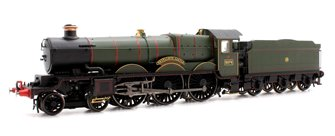 GWR Green 'Drysllwyn Castle' Castle Class 4-6-0 Locomotive No.5076
