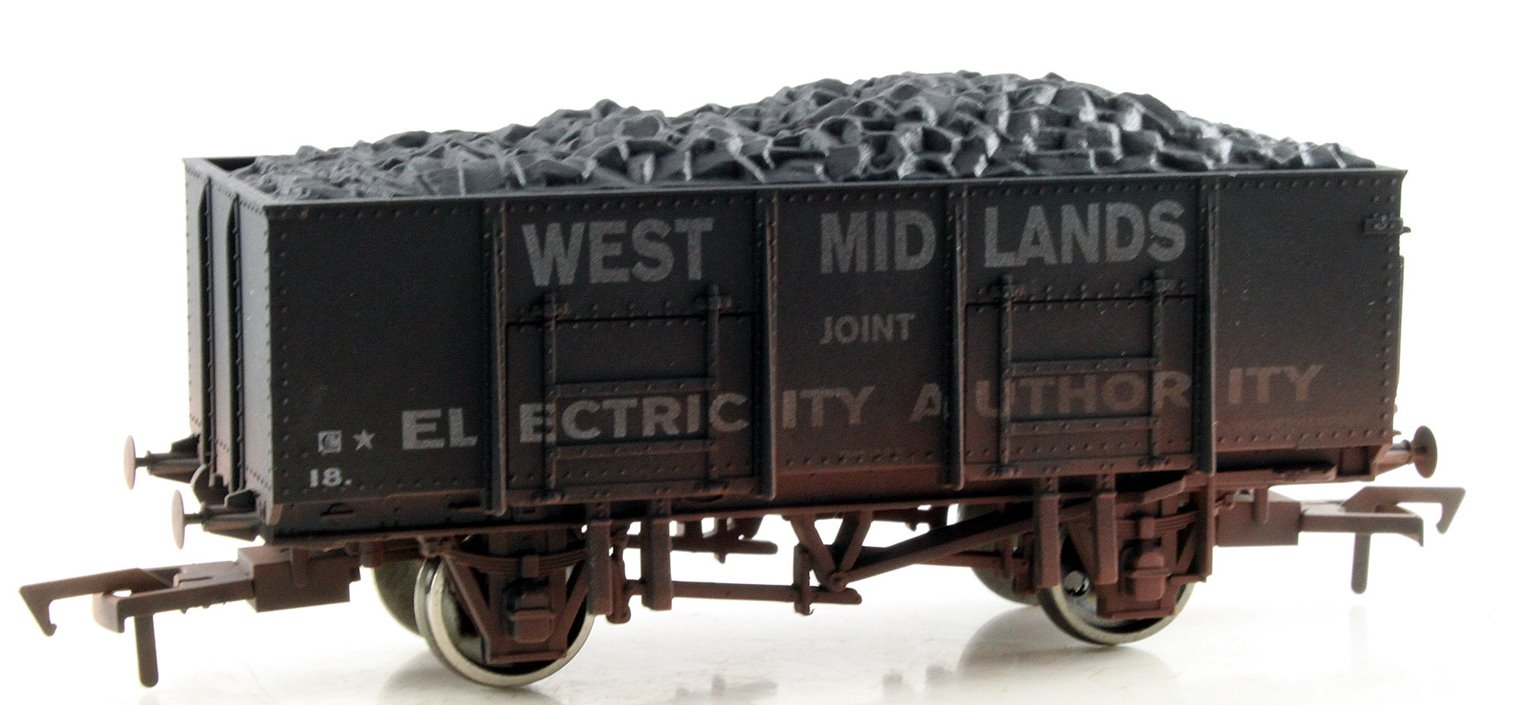Dapol 4F-038-103 20T Steel Mineral West Midland Joint Electric Weathered