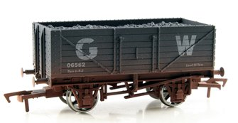 Dapol 4F-071-010 7 Plank GWF 06562 Weathered