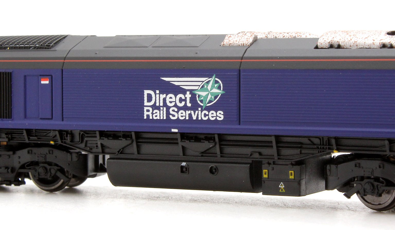 Class 66 66421 New DRS Livery - DCC Fitted
