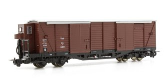 OBB Box Car Wagon GGm/s 16 829