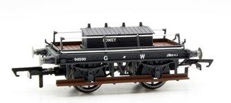 Hornby R6642D GWR Shunters Truck (Fowey)