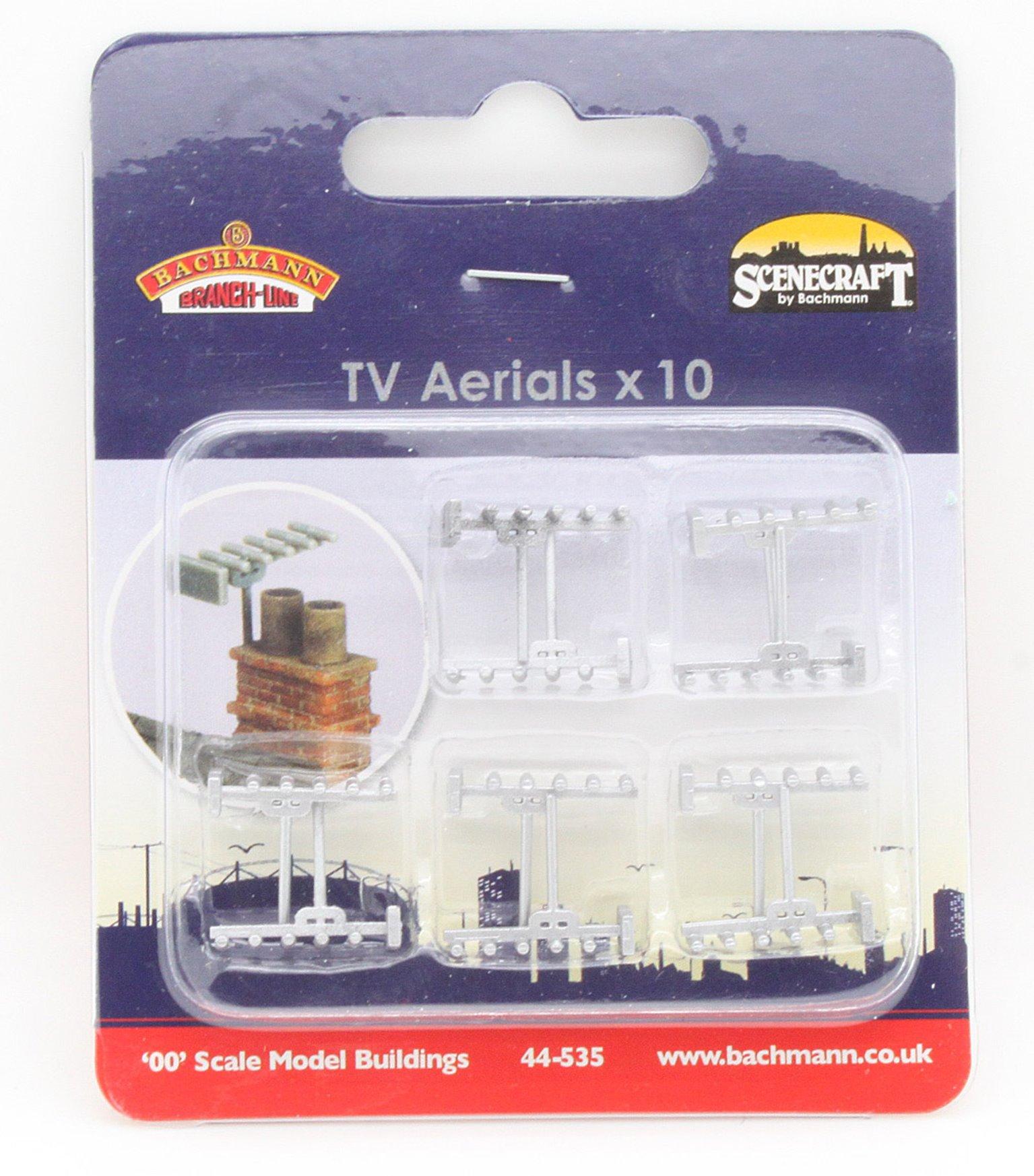 TV Aerials (x10)