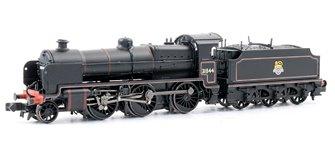 N Class 2-6-0 #31844 BR Black Early Emblem