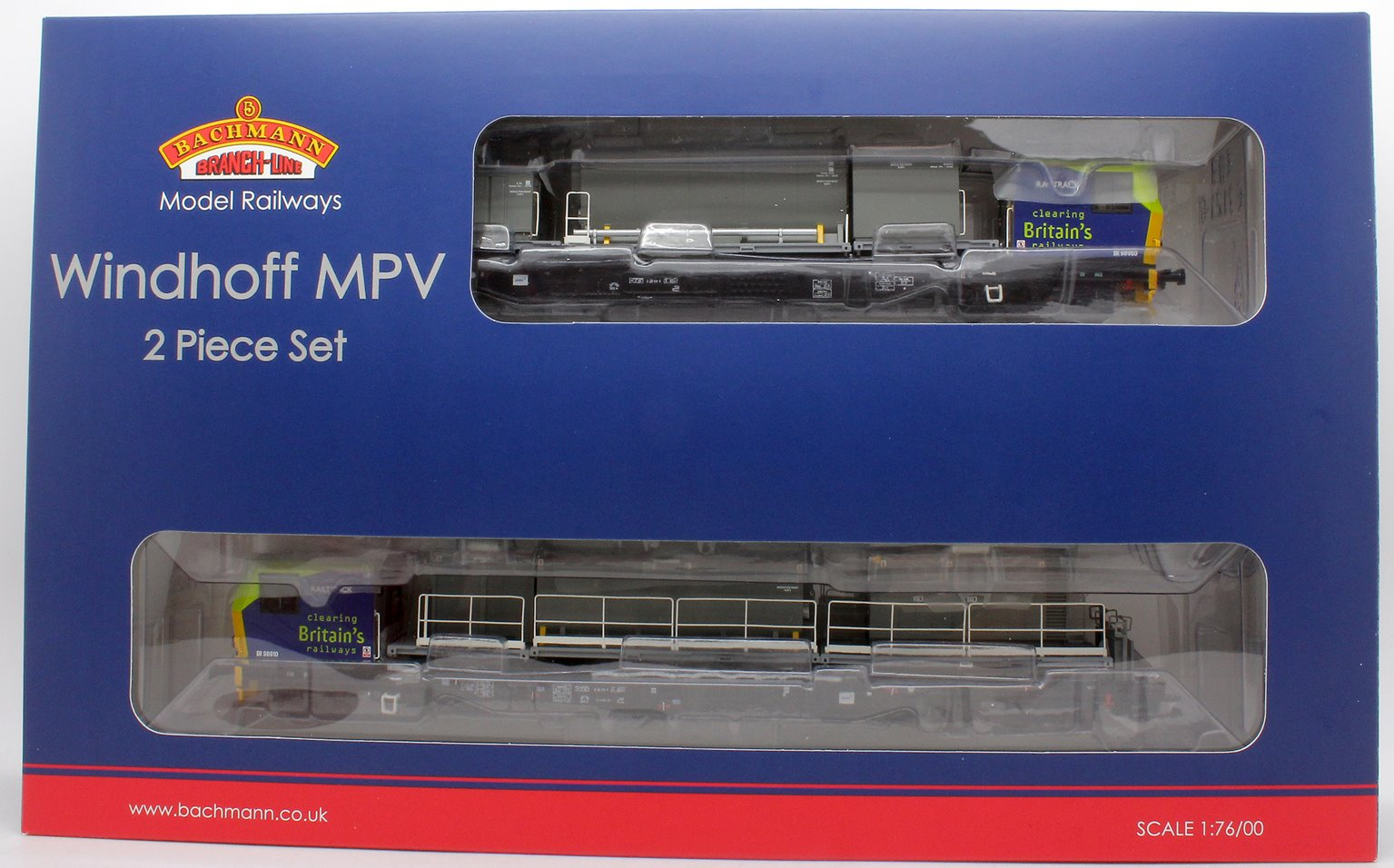 Windhoff MPV Multi-Purpose Master and Slave Railtrack
