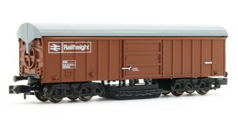 BR Railfreight Track Cleaning Wagon
