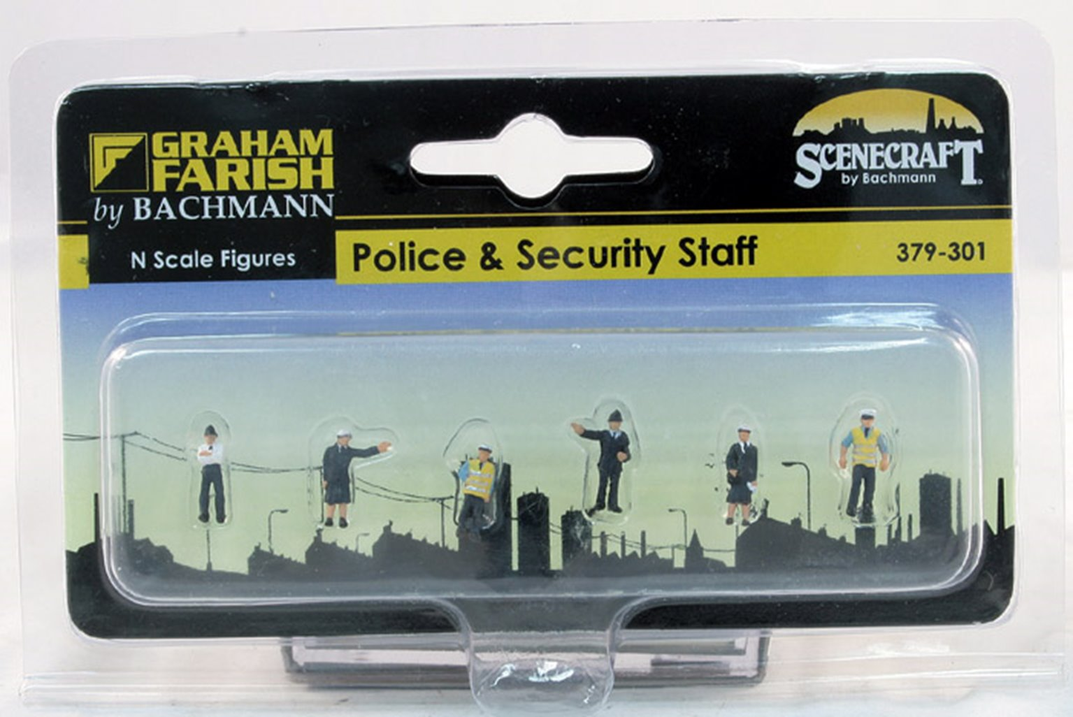 Figures - Police and Security Staff
