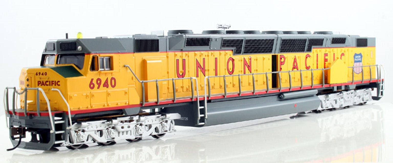 Union Pacific EMD DD40AX Centennial Diesel Locomotive #6970 - DCC Sound