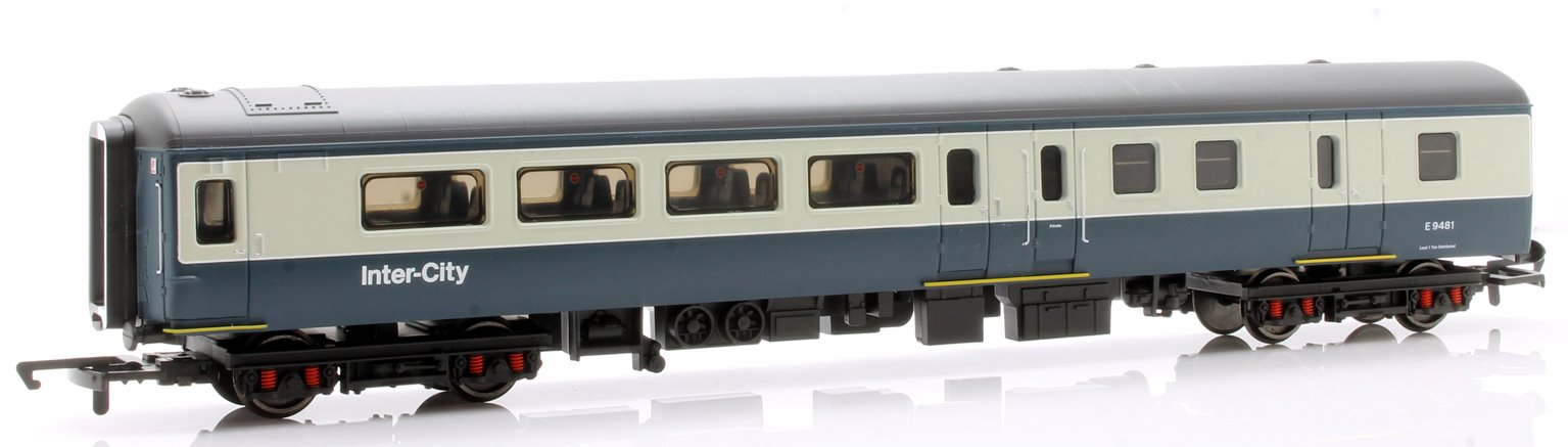 BR Mk2D Coach Open Brake Second (BSO) 'E9481', Inter-City Livery