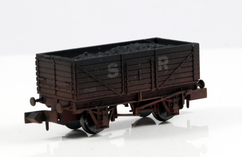 Dapol 2F-071-006 SR 7 Plank Wagon - Weathered