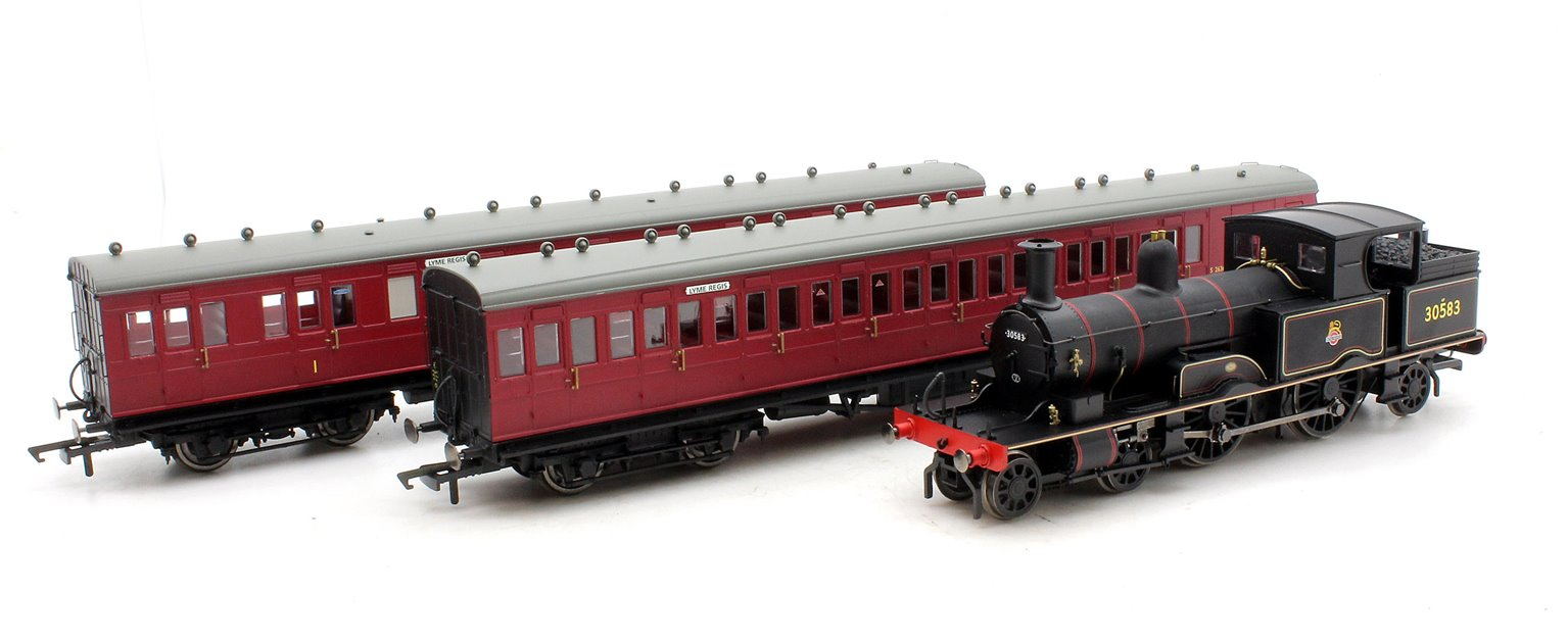 Lyme Regis Branch Line Train Pack - Limited Edition