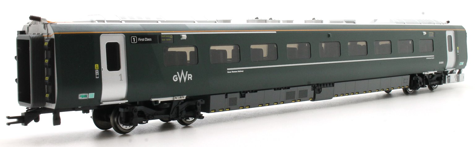 Hitachi IEP Bi-Mode Class 800/0 GWR 5 Car Train Pack