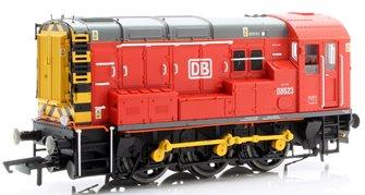 Class 08 'DB Schenker' '08623' with TTS Sound