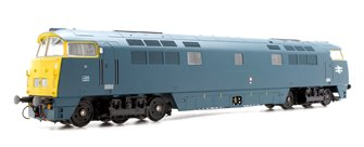 Class 52 #D1010 'Western Campaigner' BR Blue Full Yellow Panel