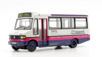 EFE 24814 First Eastern Counties Mercedes Minibus