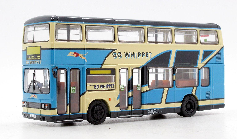 EFE 28821 GO WHIPPET Leyland Titan 2 Door Route 12