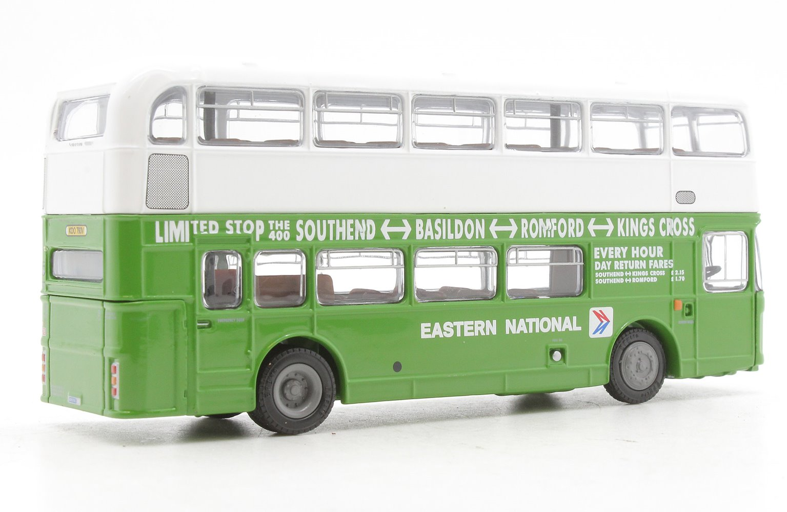 EFE 20451 Eastern National N.B.C Bristol VRIII