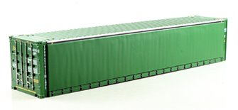Container in green