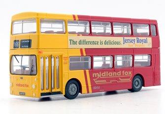 EFE De-Luxe 25806DL Daimler DMS 1 Door Midland Fox