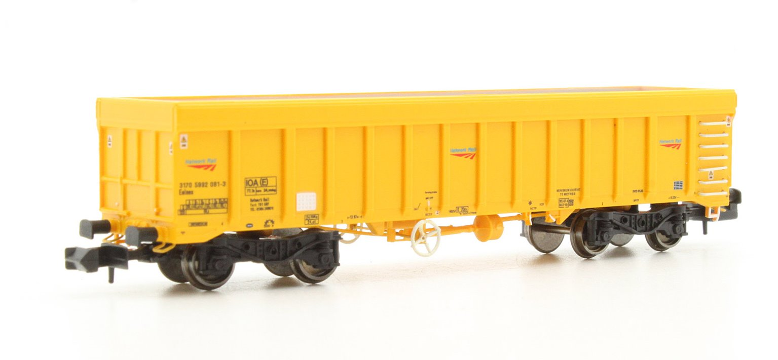 Dapol 2F-045-008 IOA Ballast Wagon Network Rail Yellow 3170 5992 081-3