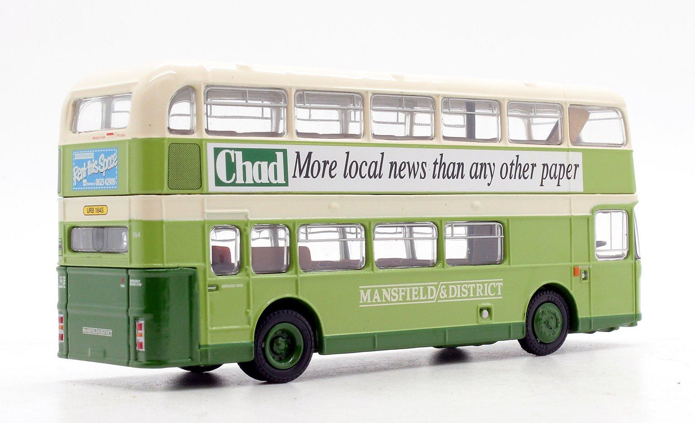 EFE 20444 Mansfield & District Bristol VR III