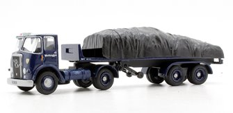 EFE 19306 BASS / WORTHINGTON Atkinson Artic 2 Axle Flatbed