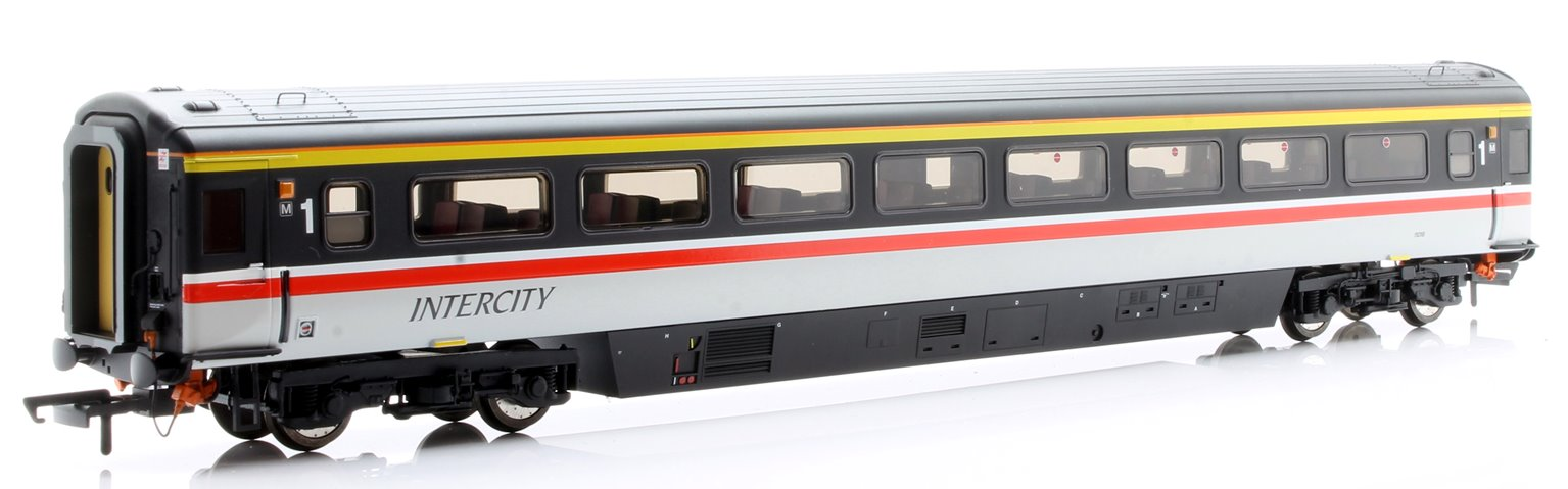 BR Mk3a FO Coach - Intercity Swallow 11008