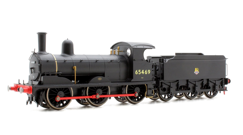 BR Black J15 Class, Early BR 0-6-0 Locomotive '65469'