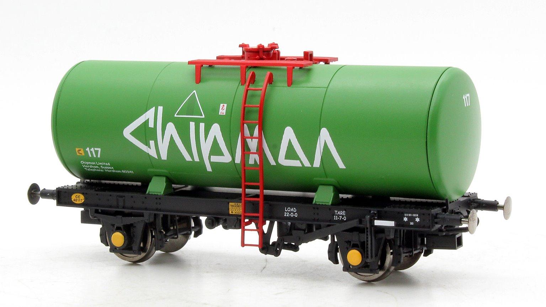 A Tank Chipmans Weedkiller tanks (4x wagon pack) (CC48115+CC48116+CC48117xCC48120)