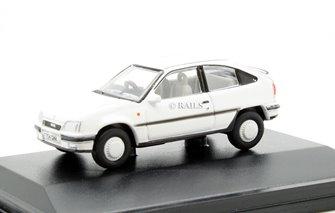 Vauxhall Astra MkII White