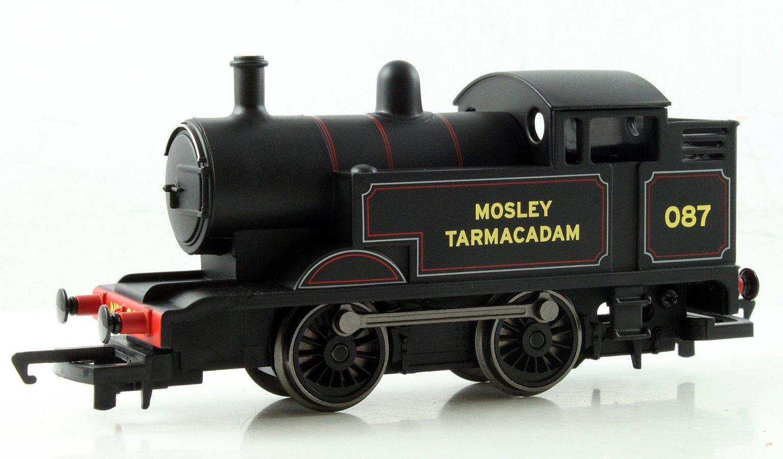 RailRoad 0-4-0 'Mosley Tarmacadam' Ex-Industrial Locomotive #087
