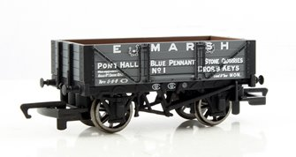 E. Marsh - 4 Plank Wagon