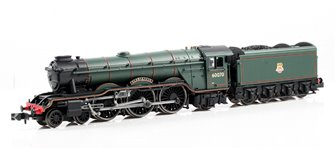 Class A3 'Gladiateur' #60070 BR Lined Green Early Crest