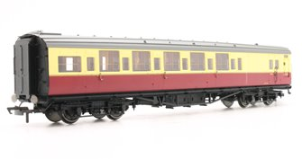 BR Maunsell Brake Third Class 'S3794S', Crimson & Cream