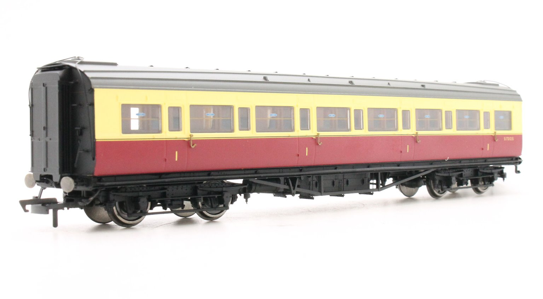 BR Maunsell First Class 'S7212S', Crimson & Cream