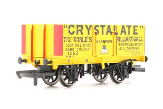7 Plank Wagon 'Crystalate'