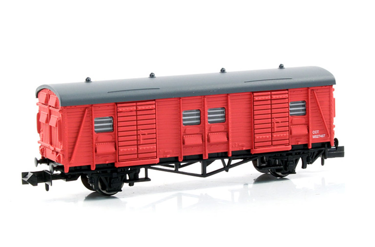 Dapol 2F-047-004 BR Engineer's Red CCT Van 527467